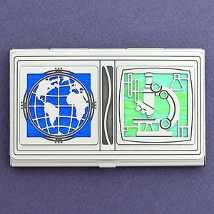 Environmental Sciences Business Card Case