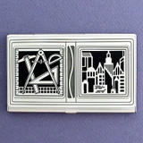 Civil Structural Engineers Business Card Case