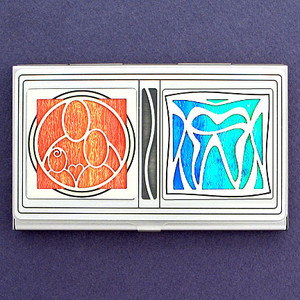 Family Dentistry Business Card Case