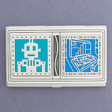 Robotics Business Card Case