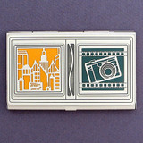 Architectural Photographer Business Card Case
