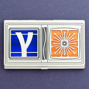 Electrifying Gamma Rays Card Holder