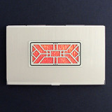 Arts & Crafts Business Card Holder