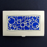 Abstract Circles Case for Credit Cards