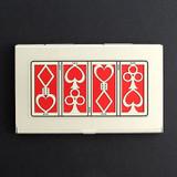Poker Business Card Holder