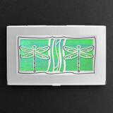 Dragonfly Pocket Holder for Business Cards