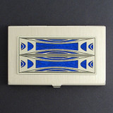 Milano Business Card Holder Case