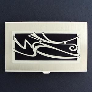 Winds Business Card Holder