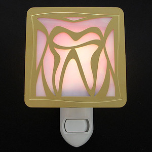 Dentist Tooth Night Light