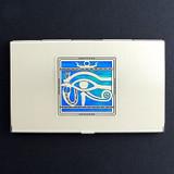 Egyptian Eye Business Card Holders