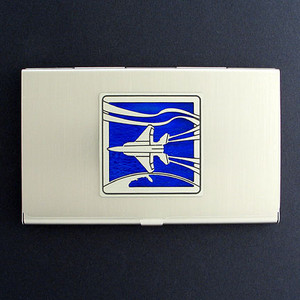 Jet Business Card Holders