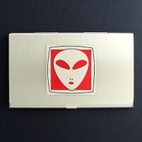 Alien Business Card Holder Cases
