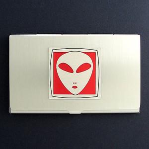 Alien Business Card Holder Cases