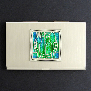 Chef Business Card Holders