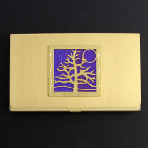 Family Tree Business Card Cases