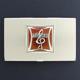 Music Note Business Card Holders