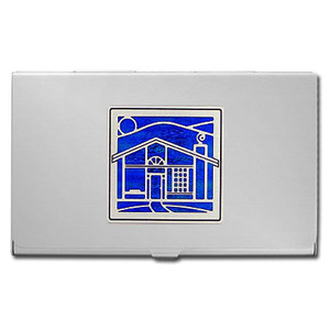 House Business Card Cases