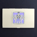 Praying Angel Business Card Holders