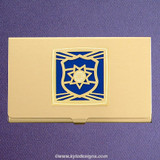 Police Officer Business Card Holders