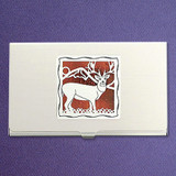 Deer Business Card Holders