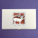 Deer Business Card Holders