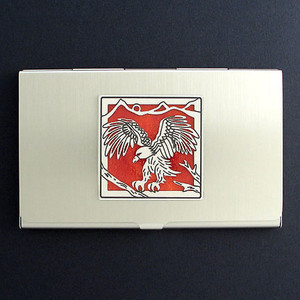Eagle Business Card Holders