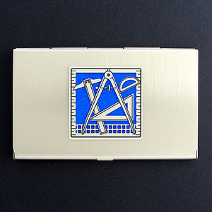 Architect Business Card Holders