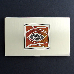 Eye Business Card Holders
