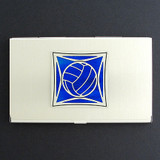 Volleyball Business Card Holders
