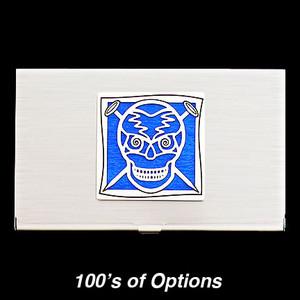Skull Business Card Holders