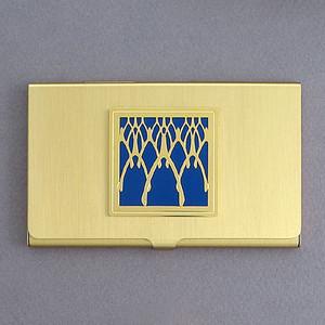 Wishbone Business Card Holders