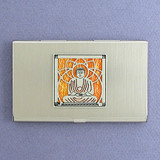 Buddha Business Card Holders