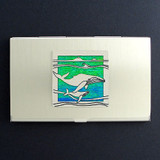 Whale Business Card Holders