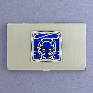 Mouse Business Card Holders