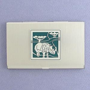 Rhino Business Card Holders