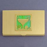 Margarita Business Card Holders