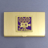 Movie Projector Business Card Holders