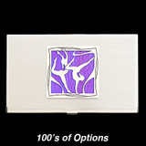 Gymnastics Business Card Holders