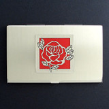 Rose Business Card Holders
