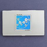 Alcohol Business Card Holder