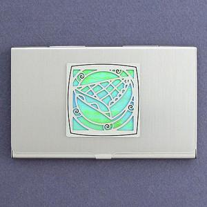 Pie Business Card Case