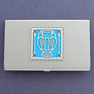 Vase Business Card Holder
