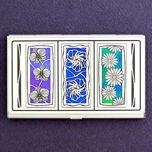Florist Business Card Cases
