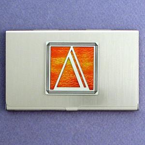 Delta Business Card Case
