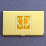 Sikh Business Card Holder