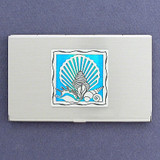 Seashells Card Holder