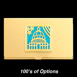 Government Official Business Card Holders