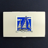 Sailboat Business Card Holders