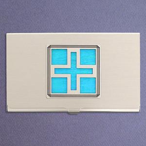 Lifeguard Business Card Holder
