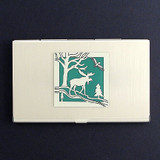 Moose Business Card Cases